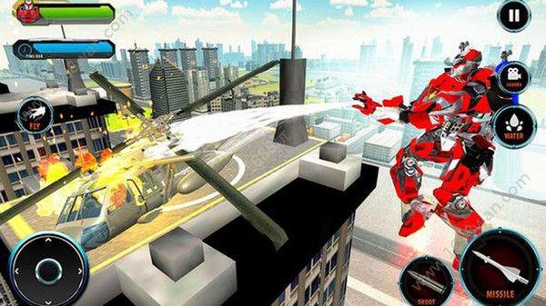 超级机器人改造战