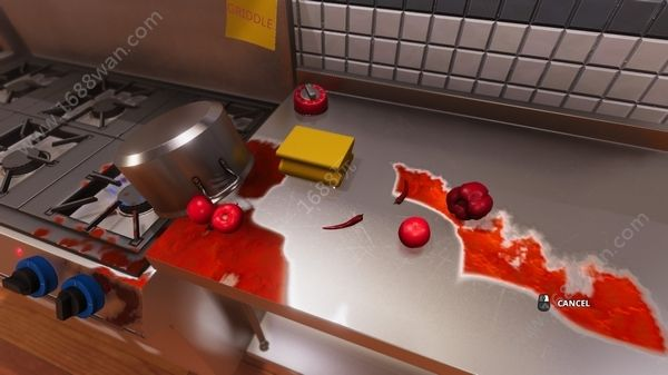厨师模拟器