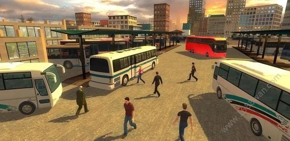 巴士模拟19