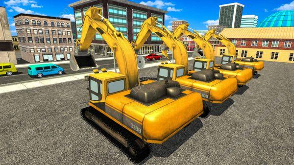 建造施工挖掘模拟游戏安卓版下载图片1